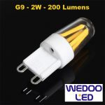 ampoule G9 wedoo led BTFAMPG9F2