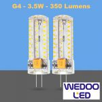ampoule wedoo led G4 BTFAMPG4L352