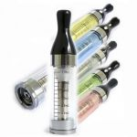 Atomiseur T2 2.4 ml pour e-cigarette eGo (lot 50 pcs)