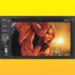 auto radio video mp3 AR6201