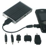 chargeur solaire SOL8886