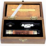 coffret e cigarette vision x fire