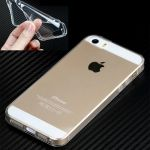 Coque souple 0.3 mm pour Iphone 4/5 (Lot 100 pcs)