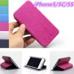 Etui avec support pour Iphone 5, 5c et 5s (Lot 100 pcs)