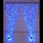 Guirlande led rideau 25x3 m�tres - Ref GRLLEDRID3 (Lot 6 pcs)