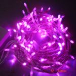 Guirlande led 10 m�tres rose - Ref GRLLED09 (Lot 100 pi�ces)
