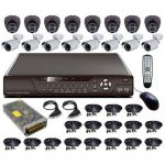 kit video surveillance KITVID162