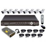 kit video surveillance KITVID83
