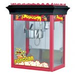 Machine à pop corn professionnelle 1400W 227 grammes - MPOP084