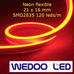 neon flexible SMD2835 120 led BTFNN283512