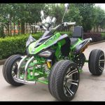 Quad 250 cc - 4 temps - 100 Km/h - QUAD25024 (Lot 5 pcs)