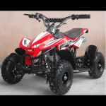 Quad 49 cc - 2 temps - 45 Km/h - QUAD491 (Lot 10 pcs)