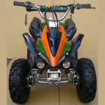 Quad 49 cc - 2 temps - 45 Km/h - QUAD492 (Lot 10 pcs)