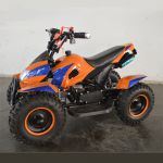 Quad 49 cc - 2 temps - 45 Km/h - QUAD493 (Lot 10 pcs)