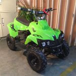 Quad 49 cc - 2 temps - 45 Km/h - QUAD494 (Lot 10 pcs)