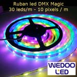 ruban led DMX magic BTFMD3010IP65
