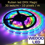 ruban led DMX magic BTFMD3010IP68