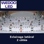 ruban led eclairage lateral 240 leds m BTF33524IP20
