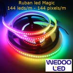 ruban led magic 144 led BTFMG1414IP65