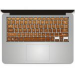 Stickers pour clavier laptop Apple - Ref STKLAP17 (Lot 100 pcs)