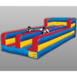 Structure gonflable - Bungee 2 joueurs - 9 x 2.4 x 2.1 m