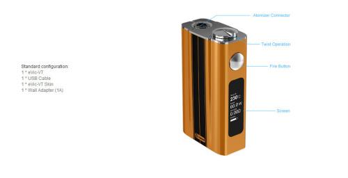 Coffret cigarette electronique Joyetech EVic VT 1