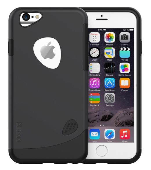 Coque pour Iphone 6 polycarbonate et silicone GC001 Lot de 50 pieces 6