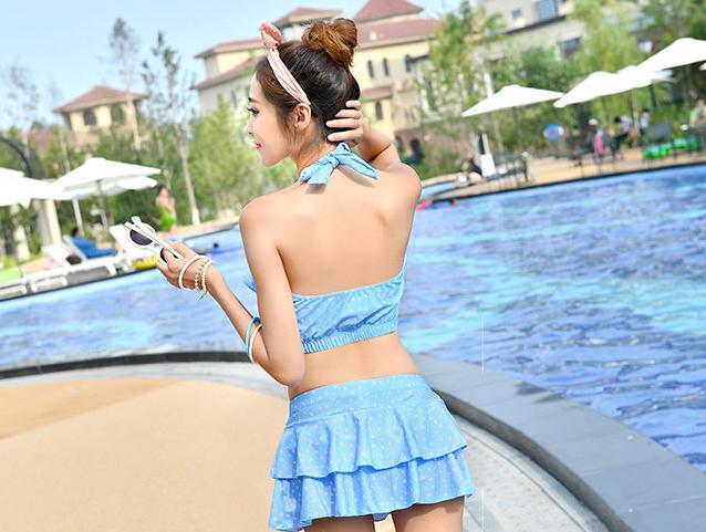 Maillot de bain bikini triangle BGN03 2
