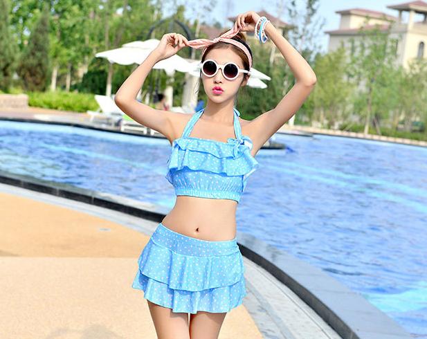 Maillot de bain bikini triangle BGN03 3