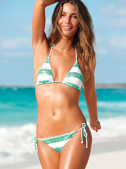 Maillot de bain bikini triangle BGN08 3