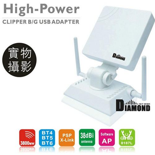 adaptateur wifi usb 3800w 38dbi pic2