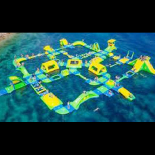 aire de jeu aquatique STRGNFJ562