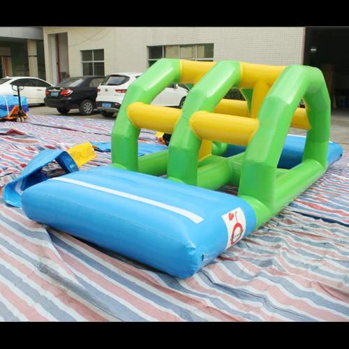 aire de jeu aquatique gonflable en ilots STRGNFJ552 pic10