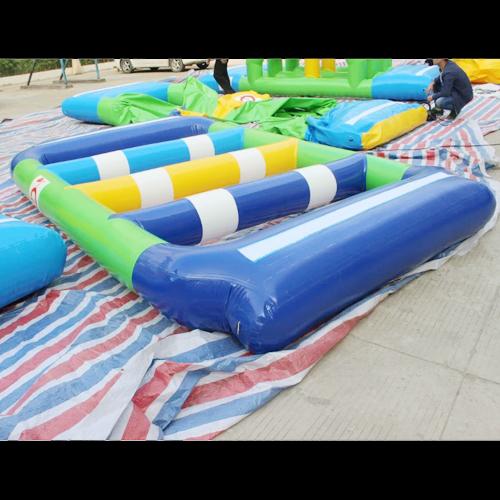 aire de jeu aquatique gonflable en ilots STRGNFJ552 pic11