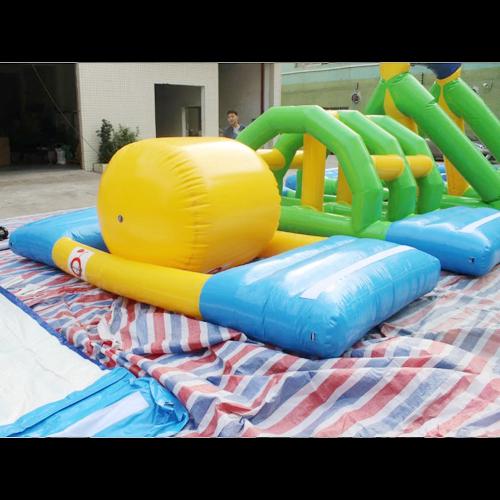 aire de jeu aquatique gonflable en ilots STRGNFJ552 pic14
