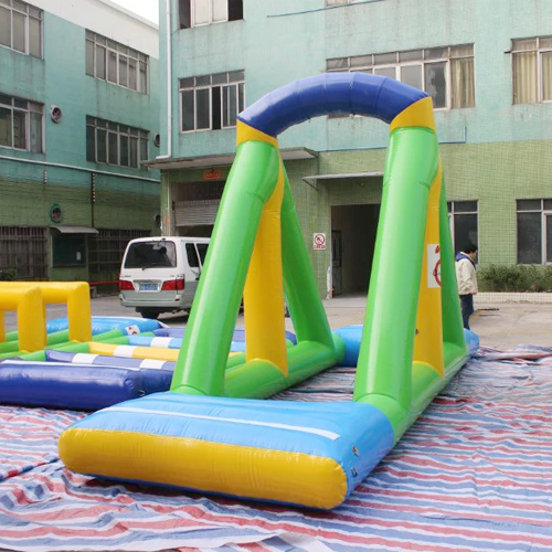 aire de jeu aquatique gonflable en ilots STRGNFJ552 pic16