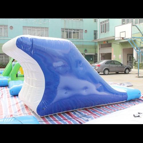 aire de jeu aquatique gonflable en ilots STRGNFJ552 pic17