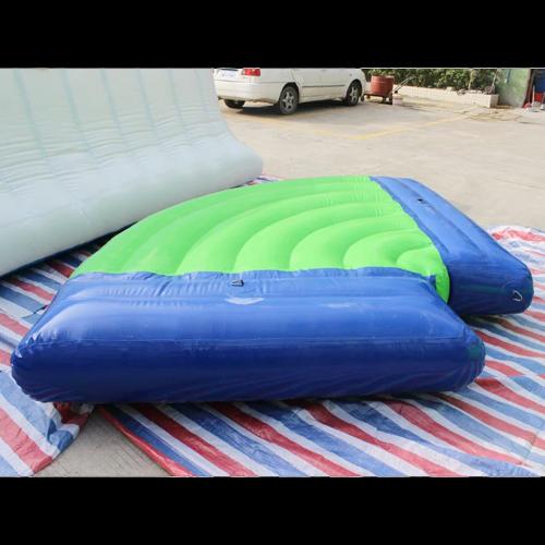aire de jeu aquatique gonflable en ilots STRGNFJ552 pic22