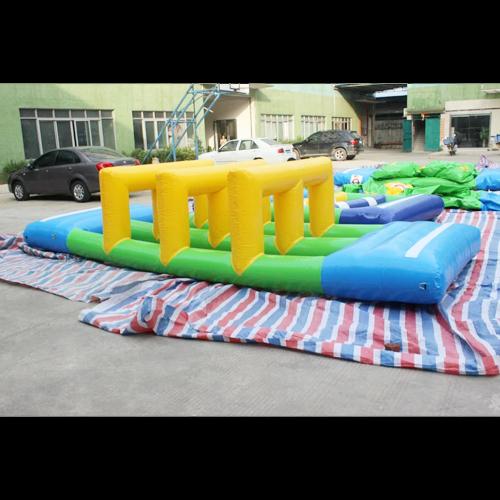 aire de jeu aquatique gonflable en ilots STRGNFJ552 pic9