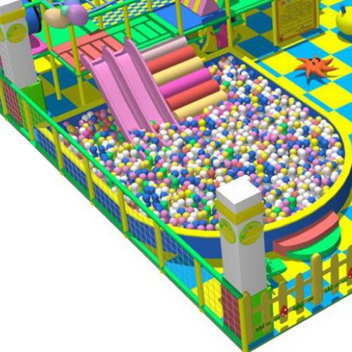 aire de jeux interieur AIR360 pic4