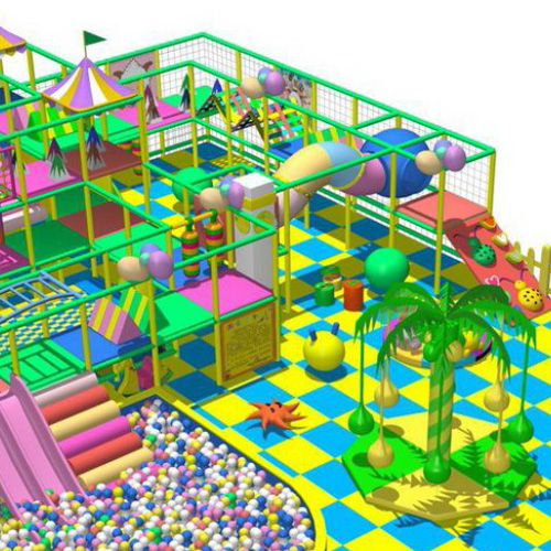 aire de jeux interieur AIR360 pic6