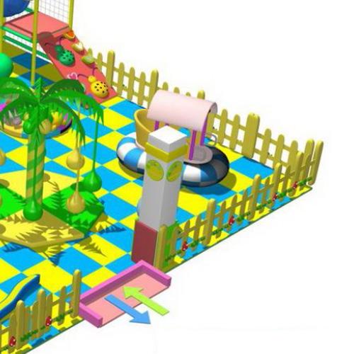 aire de jeux interieur AIR360 pic7