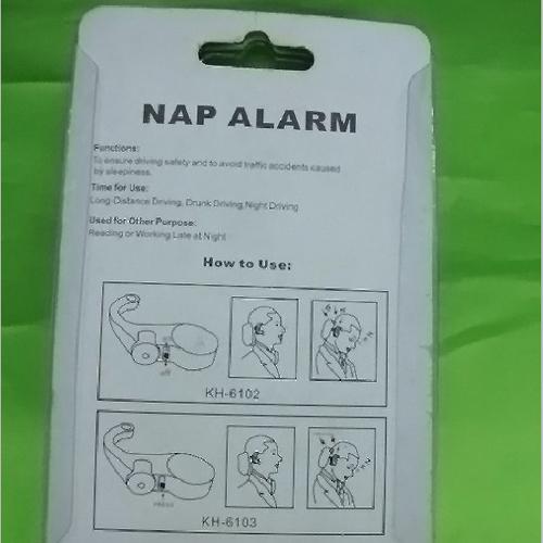 alarme anti endormissement pic6