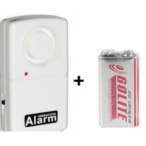 alarme par vibration 120db