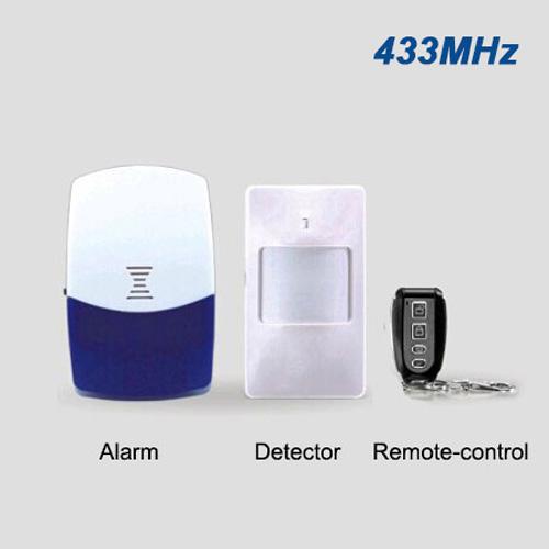 alarme volumetrique autonome CTOPPIR90