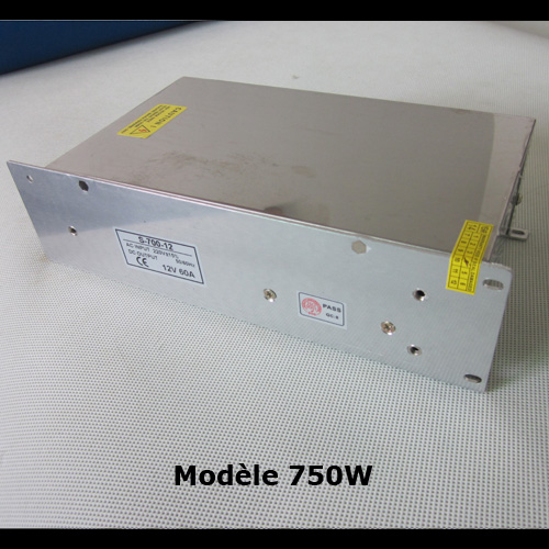 alimentation 12V 750W