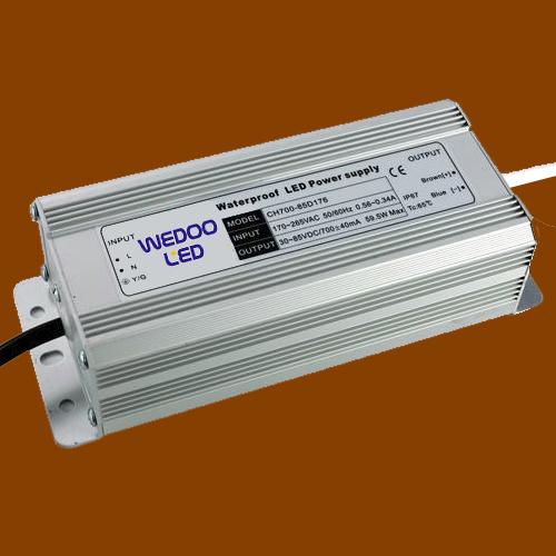 alimentation etanche 60W BTFDRV60WIP67