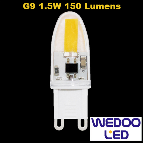 ampoule G9 wedoo led BTFAMPG9F15