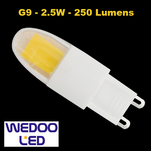 ampoule G9 wedoo led BTFAMPG9F25