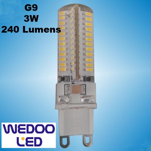 ampoule G9 wedoo led BTFAMPG9L3
